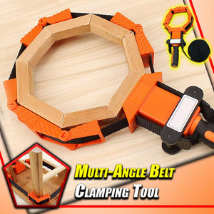 Multi-Angle Belt Clamping Tool