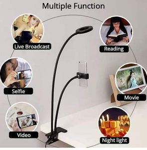 Live Stream LED Light Holder