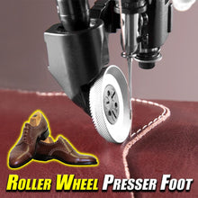 Load image into Gallery viewer, Roller Wheel Presser Foot