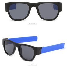 Load image into Gallery viewer, Fancy Slap Wristband Sunglasses