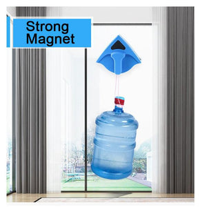 Magnetic Window Cleaner Wiper