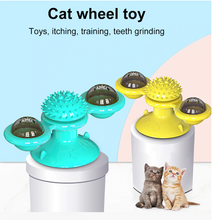 Load image into Gallery viewer, Windmill Cat Toy