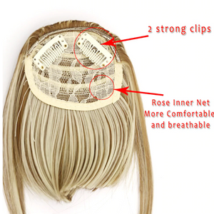 Clip-In Bangs and Fringe