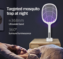 Load image into Gallery viewer, Rechargeable Electric Mosquito Swatter