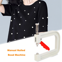 Load image into Gallery viewer, Pearl Bead Rivet Machine