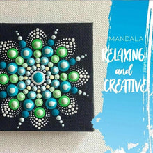 Load image into Gallery viewer, Mandala Art Dot Painting Tool