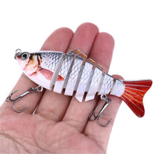 Load image into Gallery viewer, Dancing Simulated Fishing Lure