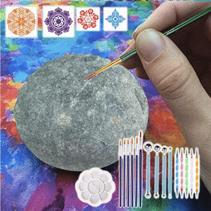 Mandala Art Dot Painting Tool