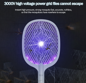 Rechargeable Electric Mosquito Swatter