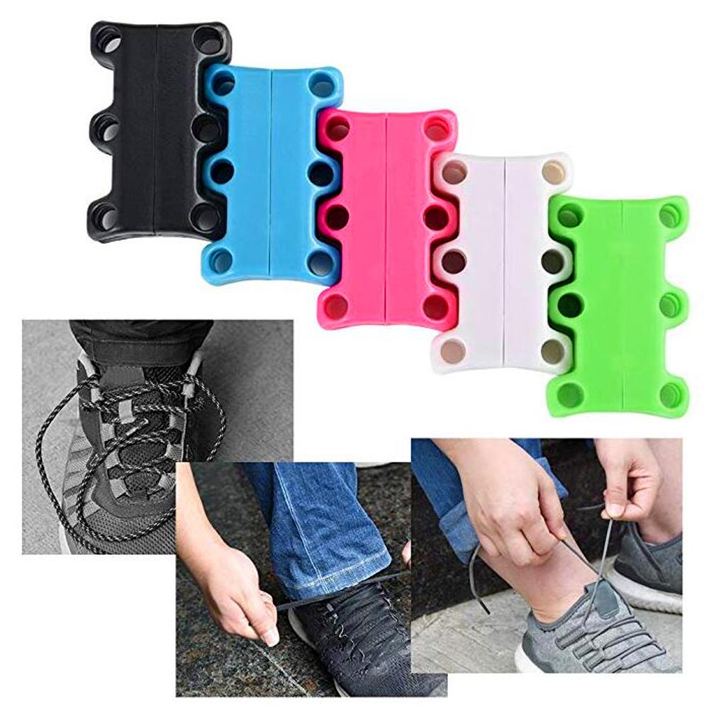 Magnetic Shoe Buckles