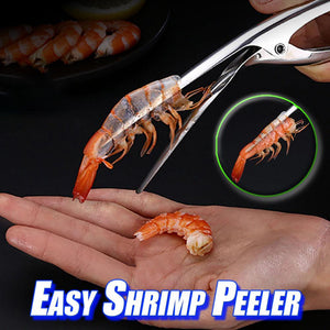 Easy Shrimp Peeler