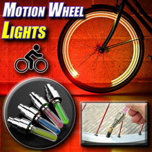 Load image into Gallery viewer, Motion LED Wheel Light