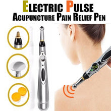 Load image into Gallery viewer, Electric Pulse Acupuncture Pen