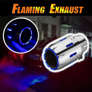 Flaming Exhaust (Easy Installation)