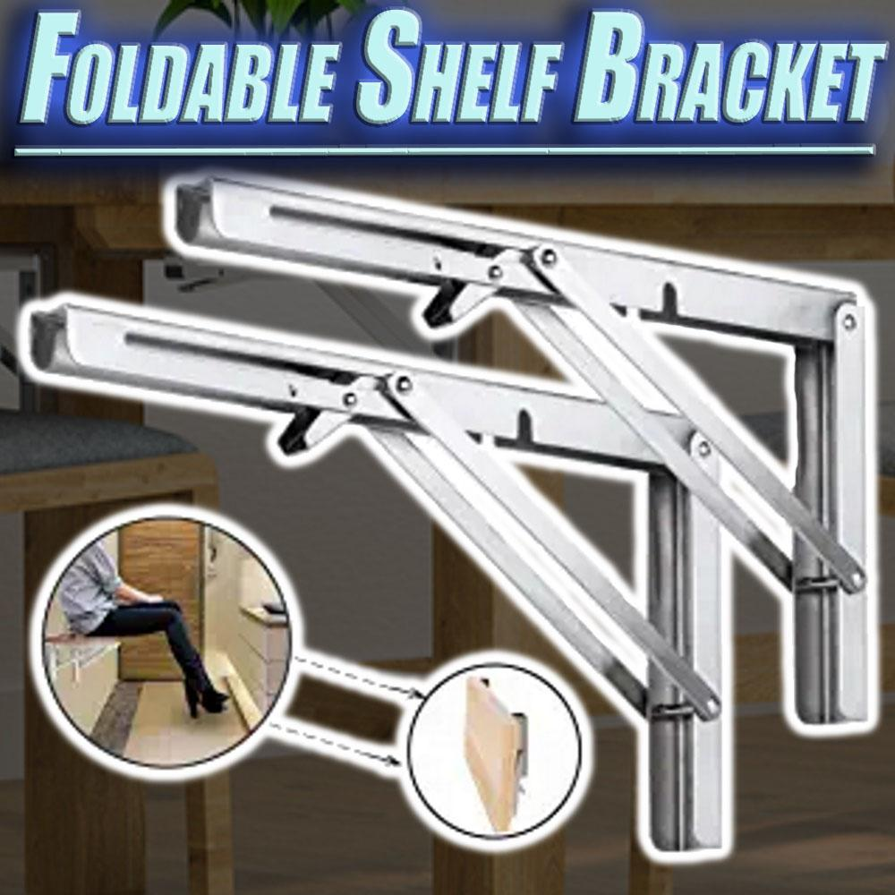 Foldable Wall Mounted Bracket