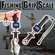 Load image into Gallery viewer, Fishing Grip Scale