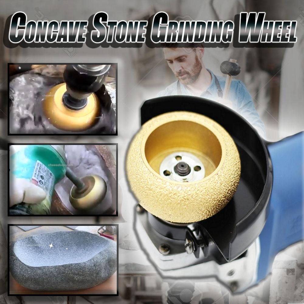 Concave Stone Grinding Wheel