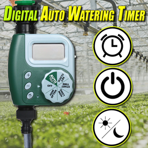 Digital Auto Watering Timer