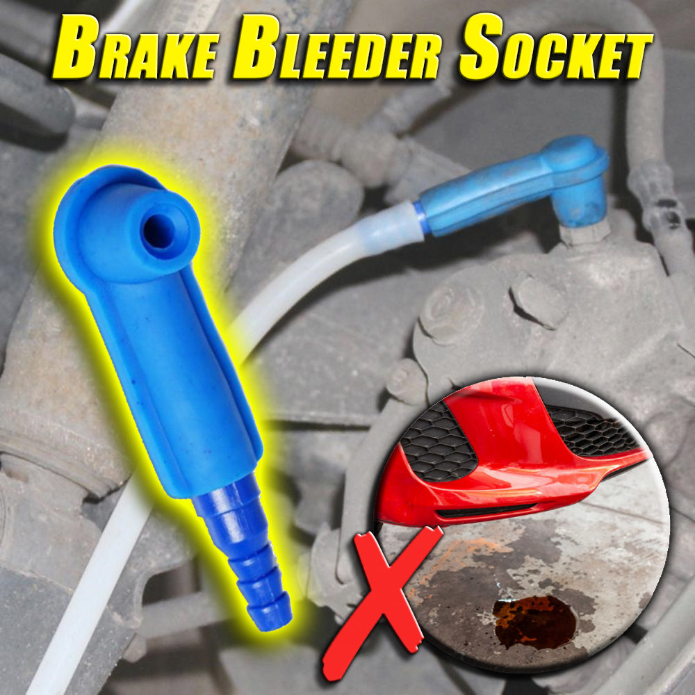 Brake Bleeder Socket (2 pcs)