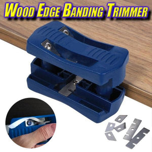Wood Edge Banding Trimmer