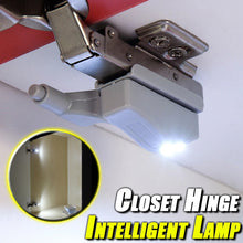 Load image into Gallery viewer, Closet Hinge Intelligent Lamp