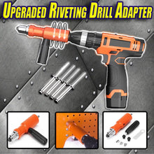 Load image into Gallery viewer, Upgraded Riveting Drill Adapter