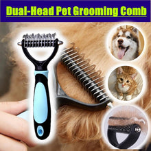 Load image into Gallery viewer, Professional Pet Grooming Comb