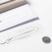 Load image into Gallery viewer, Ultra-Thin Bookmark LED Light