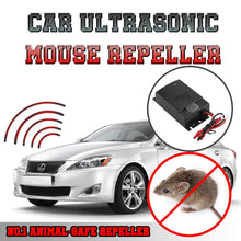 Load image into Gallery viewer, Car Ultrasonic Mouse Repeller