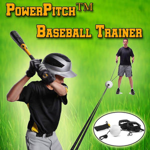 PowerPitch™ Baseball Trainer