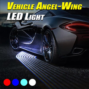 Vehicle Angel-Wing LED Light