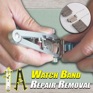 Watch Band Repair Removal