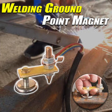 Load image into Gallery viewer, Welding Ground Point Magnet
