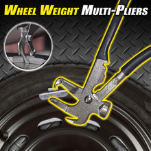 Load image into Gallery viewer, Wheel Weight Multi-Pliers