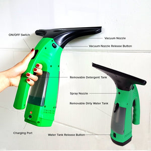 Electric Window Cleaner