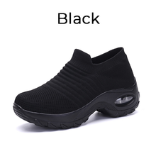 Load image into Gallery viewer, Women's Walking Shoes Sock Sneakers