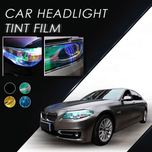 Load image into Gallery viewer, Car Headlight Tint Film