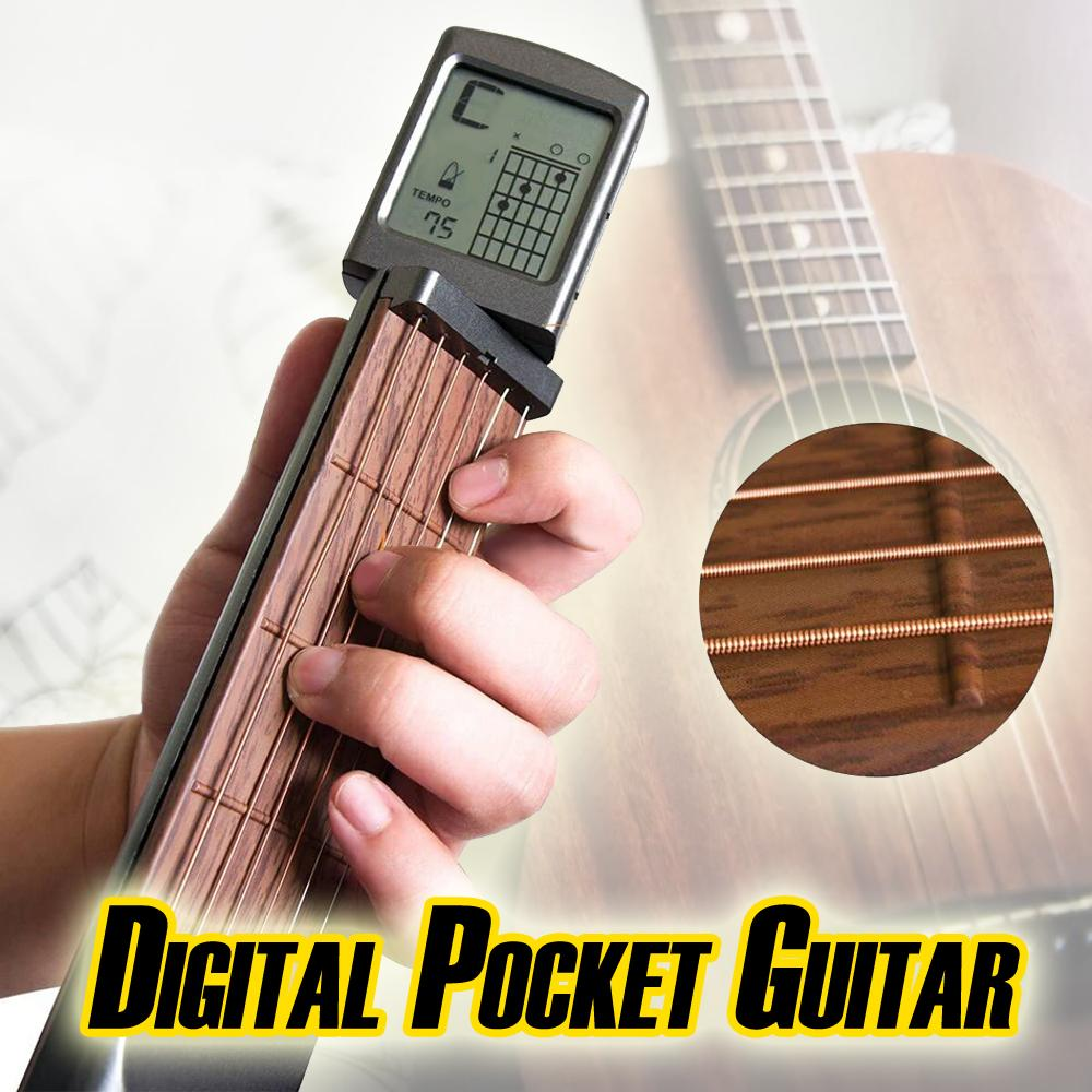 Digital Pocket Guitar