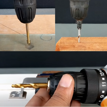 Load image into Gallery viewer, Automatic Keyless Drill Chuck