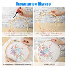 Load image into Gallery viewer, Cross-Stitch Embroidery Kit