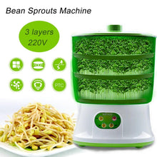 Load image into Gallery viewer, Bean Sprouts Machine