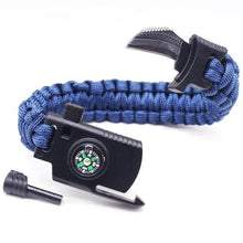 Load image into Gallery viewer, RATTLESNAKE Paracord Bracelet