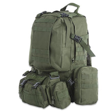 Load image into Gallery viewer, 50L Tactical military backpack