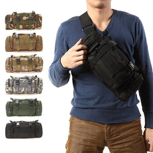 Tactical Military Waist Pouch