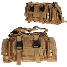 Load image into Gallery viewer, Tactical Military Waist Pouch