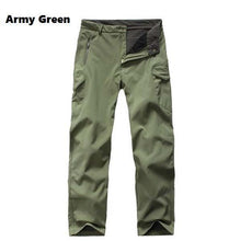 Load image into Gallery viewer, Tactical Military Water Resistant Sharkskin Pants