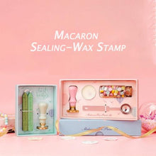Load image into Gallery viewer, Macaron Sealing-Wax Stamp