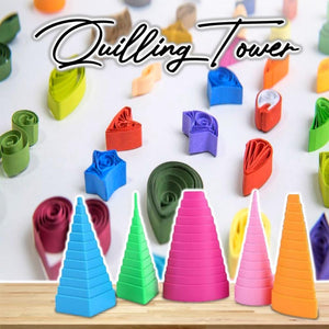 Quilling Tower (5Pcs)