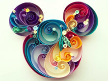 Load image into Gallery viewer, Quilling Tower (5Pcs)