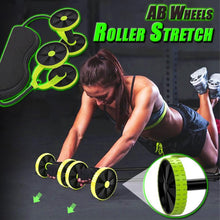 Load image into Gallery viewer, AB Wheels Roller Stretch